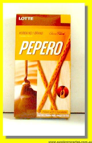 Pepero Nude Filled with Soft Chocolate