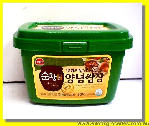 Seasoned Soybean Paste Ssamjang