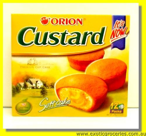 Custard Softcake