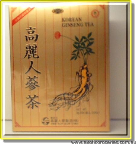 Korean Ginseng Tea (3gx50bag)