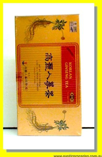 Korean Ginseng Tea 100teabags