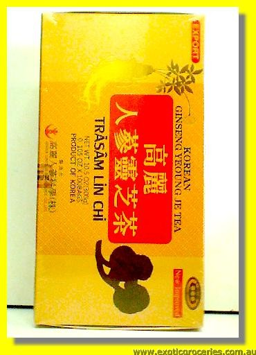 Korean Ginseng Yeoung Je Tea 100teabags