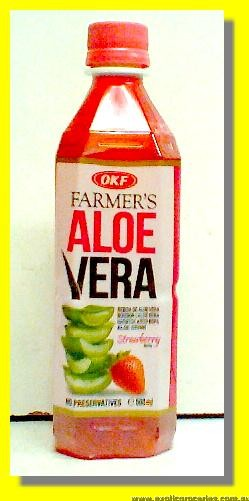 Strawberry Flavour Aloe Vera