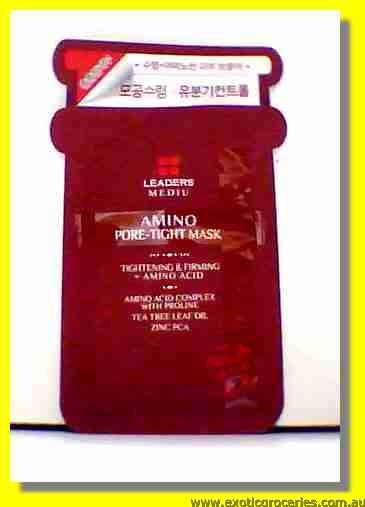 Amino Pore Tight Mask (Brown)