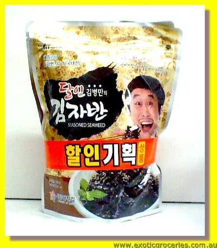 Seasoned Seaweed 2packs