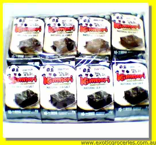 Original Roasted Seaweed Snack 16pkts