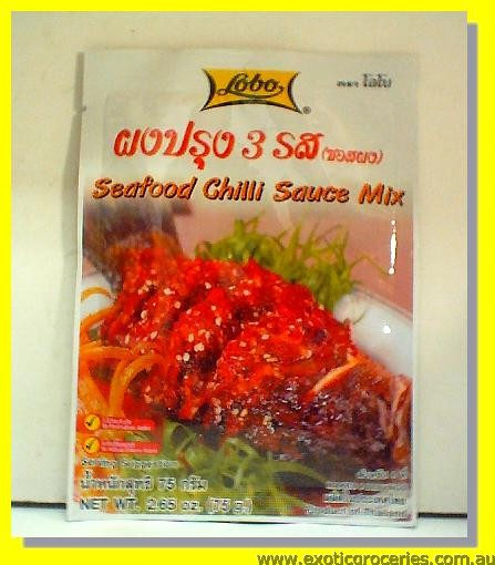 Seafood Chilli Sauce Mix