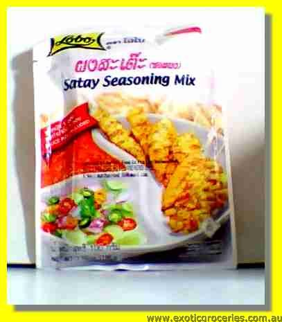 Satay Seasoning Mix