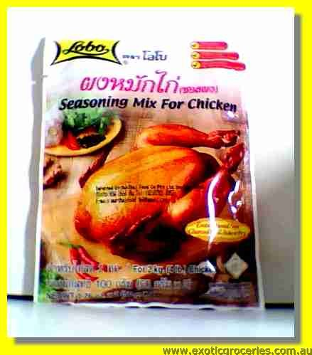 Seasoning Mix for Chicken