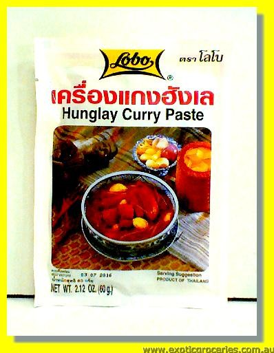 Hunglay Curry Paste