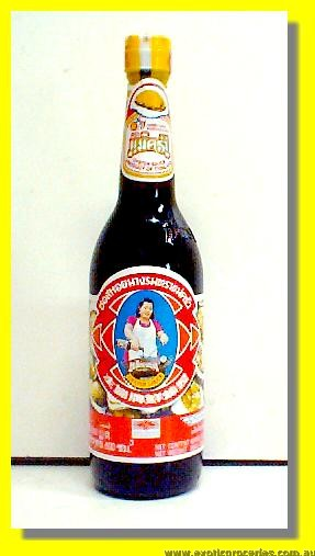 Oyster Sauce