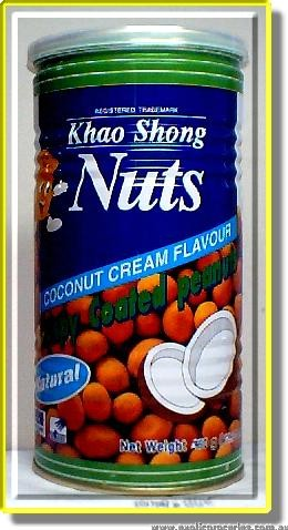 Nuts Coconut Cream Flavour