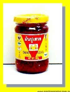 Crab Paste With Soya Bean Oil