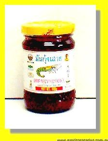 Shrimp Paste With Soya Bean Oil