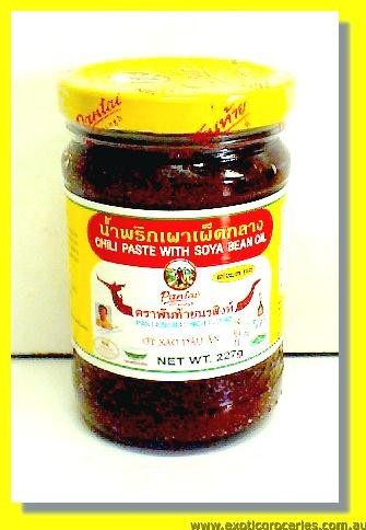Chilli Paste With Soya Bean Oil