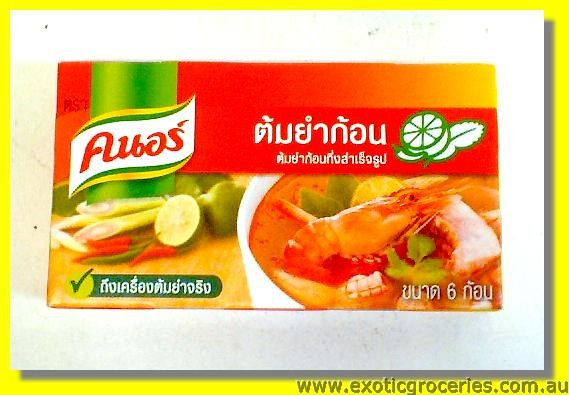 Tom Yam Broth