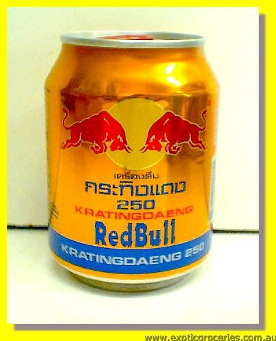 Energy Drink Kartingdaeng (Red Bull)