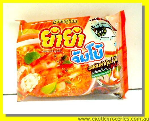 Instant Noodle Tom Yum Kung Creamy Flavour