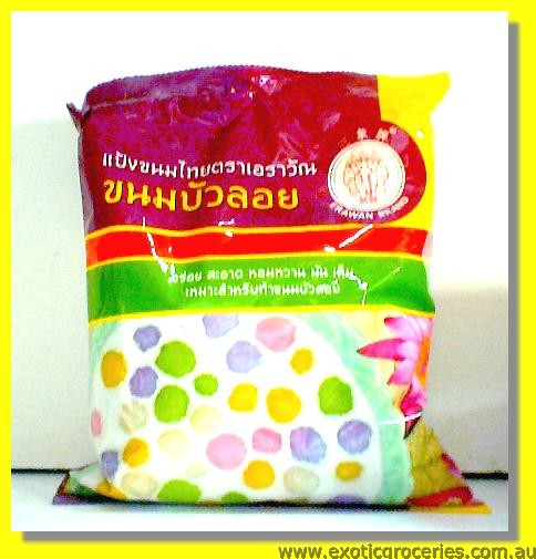Bua Roy Flour Glutinous Rice Ball Flour