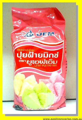 Pui Fai Mix (Thai Steam Cake Flour Mix)
