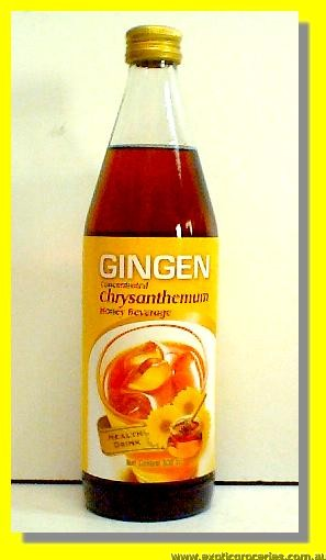 Concentrated Chrysanthemum Honey Beverage