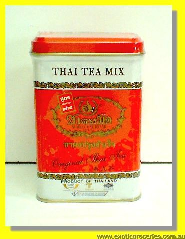 Thai Tea Mix (Tin) 50pcs