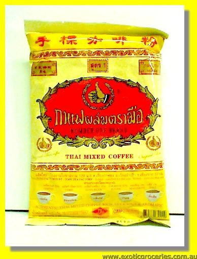Thai Mixed Coffee