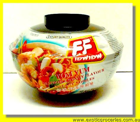 Tom Yum Seafood Instant Noodles