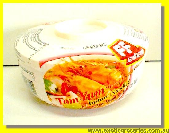 Tom Yum Shrimp Creamy Flavour