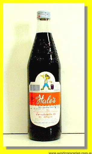 Hale's Concentrated Artifical Grape Flavoured Syrup