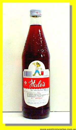 Hale's Concentrated Artificial SALA Flavoued Syrup