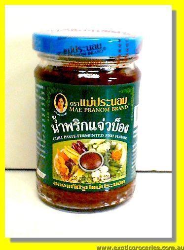 Chilli Paste Fermented Fish Flavour