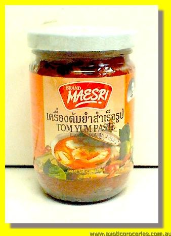 Tom Yam Paste (Hot & Sour)