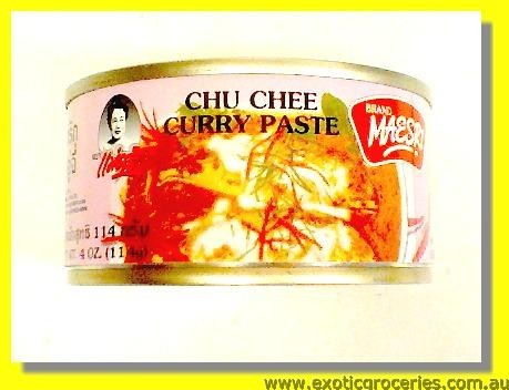 Chu Chee Curry Paste