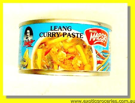 Leang Curry Paste