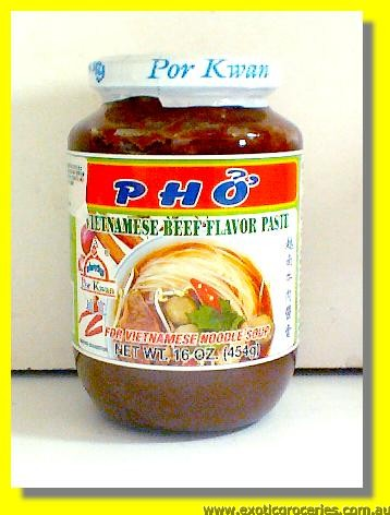 Pho Vietnamese Beef Flavour Paste