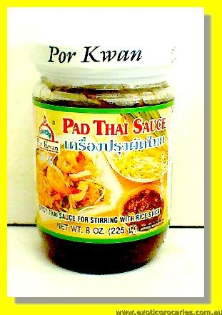 Pad Thai Sauce (For Stirring With Rice Stick)