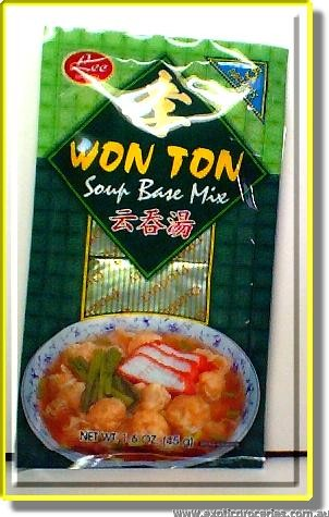 Won Ton Soup Base Mix (5pk)