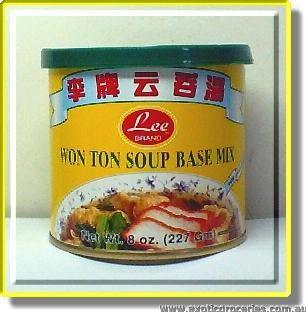 Won Ton Soup Base Mix