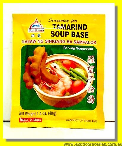 Tamarind Soup Base