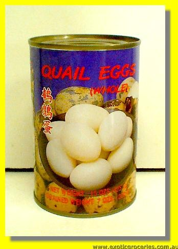 Quail Eggs (Whole)