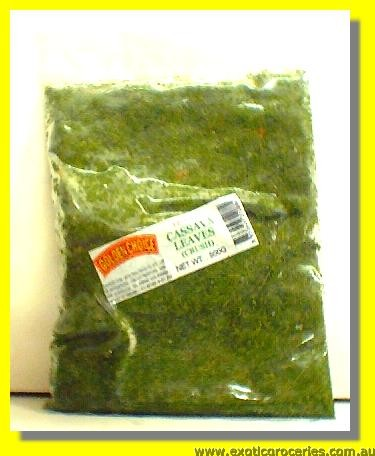 Cassava Leaves (Crush)