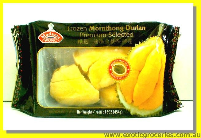 Frozen Mornthong Durian