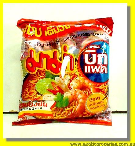 Instant Noodle Shrimp Tom Yum Flavoured