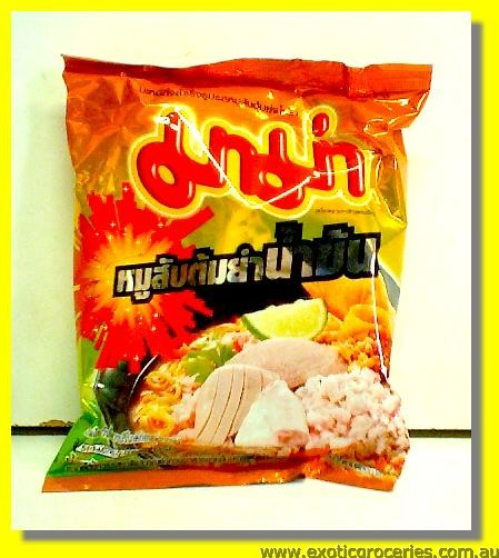 Instant Noodles Creamy Tom Yum Minced Pork Flavour