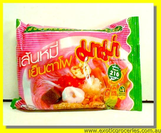 Instant Vermicelli Yentafo Flavour