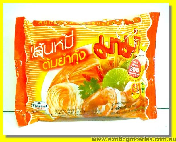 Instant Rice Vermicelli Tom Yam Koong Flavour
