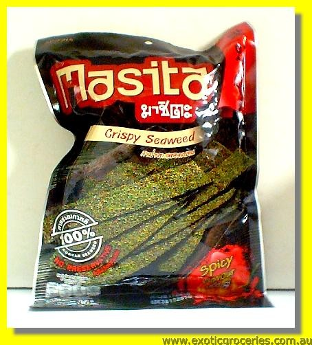 Crispy Seaweed Spicy Flavour