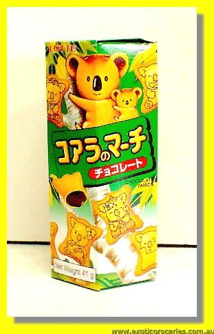 Koala's March Chocolate Snack