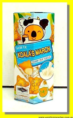 Koala's March Creamy Milk Flavour